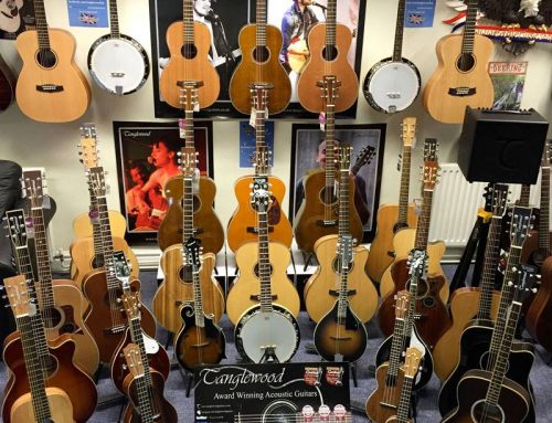 Tanglewood Dealer Displays