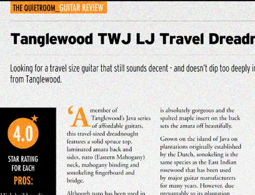 Review: TWJ LJ