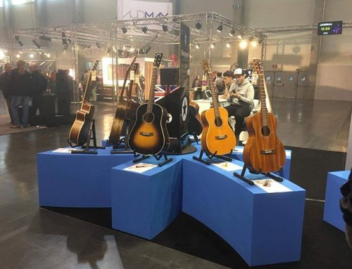 Tanglewood Proves a Hit at the Budapest Music Expo