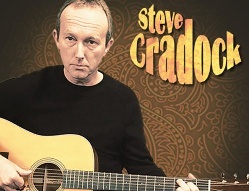 Steve Cradock Interview